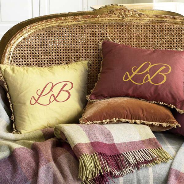 monogram-cushion